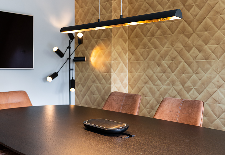 Diehzign - Zakelijk Interieur 1 - Vergader Ruimte styling